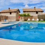 piscina privada casa rural lagunas de ruidera